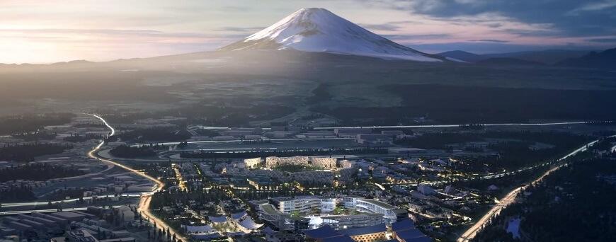 トヨタの「Woven City」が実現できることを解説!【IoTを活用した未来都市】