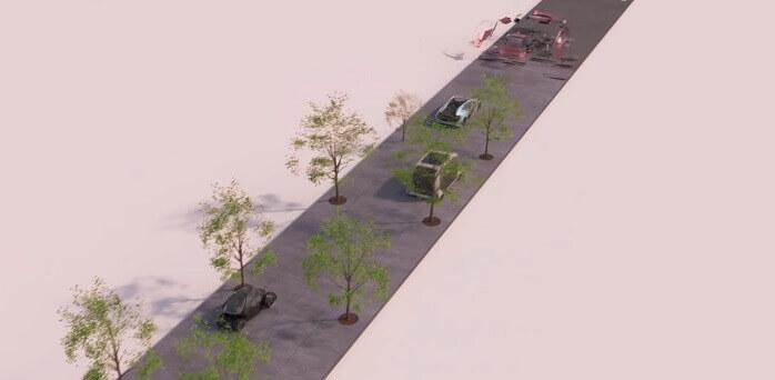 Woven Cityでは電機自動車が主になる