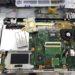 富士通 LIFEBOOK AH77/D FMVA77DL 分解整備 CPUファン交換 CPUグリース ボタン電池交換 フル分解エアーダスター